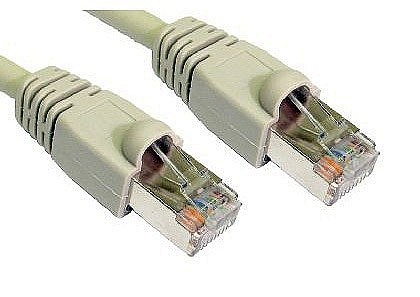 Grey Cat6 Snagless Shielded Network Cables