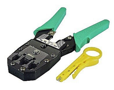Network Crimp Tool