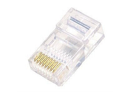 RJ45 End Connectors x100
