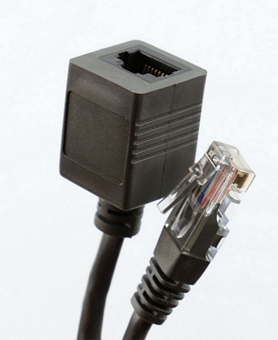 Cat 6 Network Extension Cable